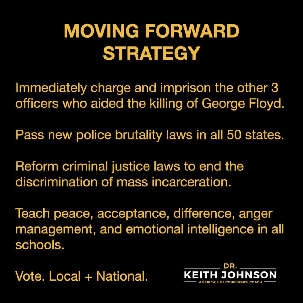 George Floyd Strategy
